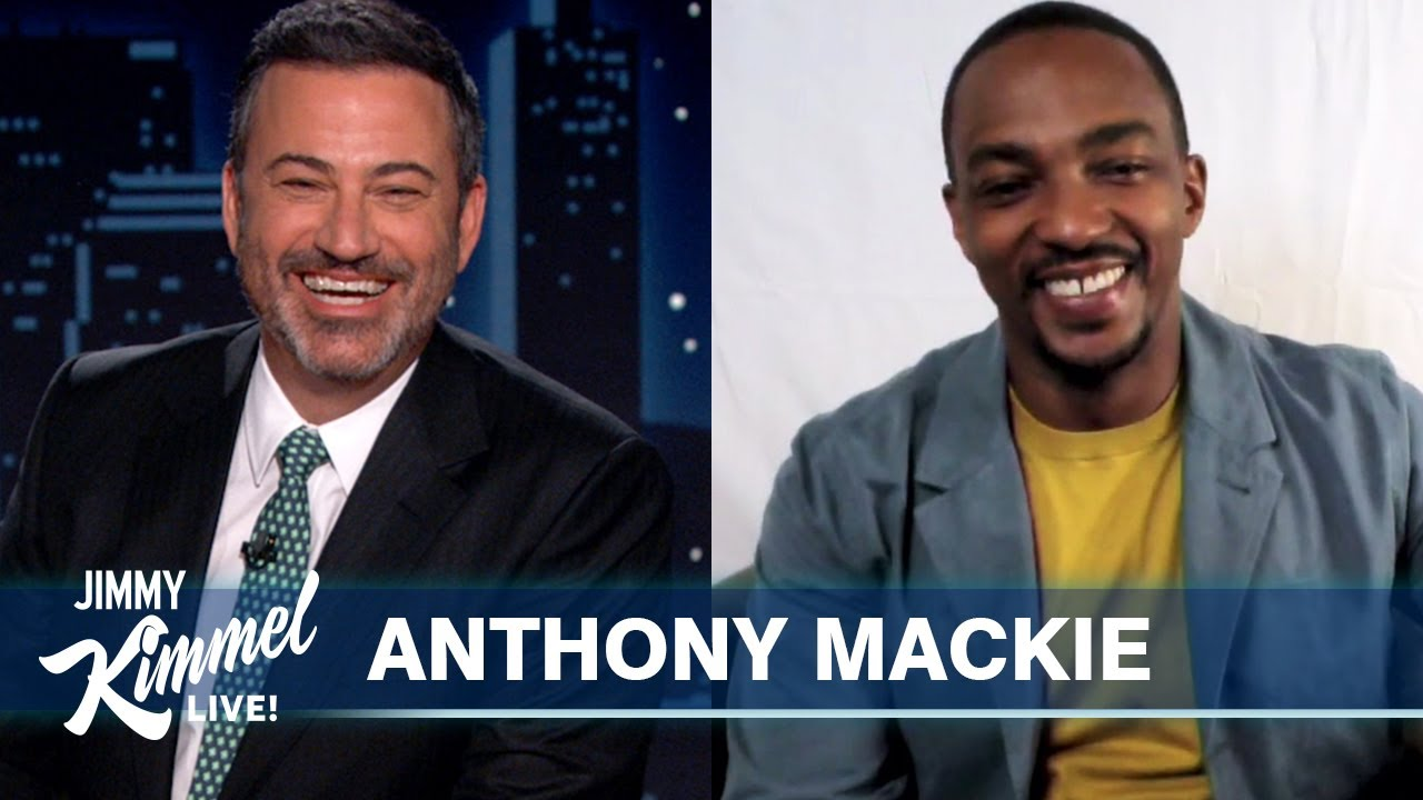 Anthony Mackie on The Falcon and the Winter Soldier & Captain America's Shield Handoff