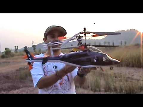 RC Bell 222 Helicopter Out of Box Review - UCsFctXdFnbeoKpLefdEloEQ