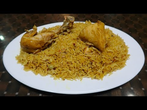 Chicken Pulao Restaurant Special Recipe !! Shadiyon Wala Murgh Pulao !! By Sameer Vlogs - UC1fuEZFSzXSsAJ0x96Qdy7g