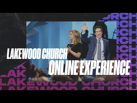 A special message from Joel and Victoria Osteen.