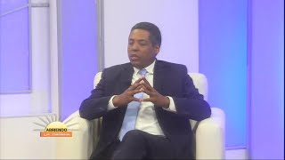 Entrevista al candidato a diputado en SDN por el PRM Carlos Ortiz