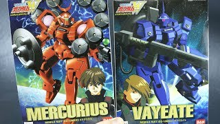1922 - NG Mercurius and Vayeate UNBOXING