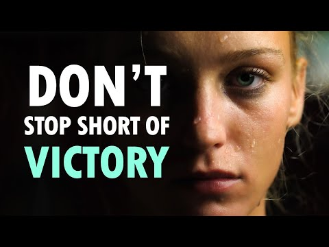Don't Stop Short of VICTORY - Live Re-broadcast