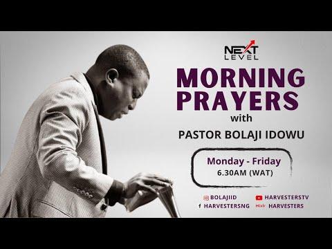 Next Level Prayer   Pst Bolaji Idowu 19th February  2021