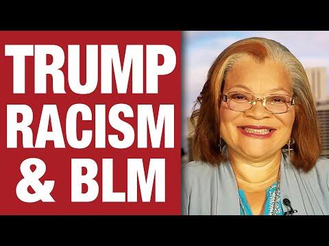 Martin Luther King Jr 's Niece Talks Trump, Racism & BLM