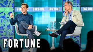 Brainstorm Tech 2019: Slack CEO Sees Microsoft Having Trouble Competing on Quality