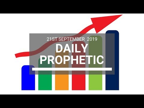 Daily Prophetic 21 September 2019   Word 8
