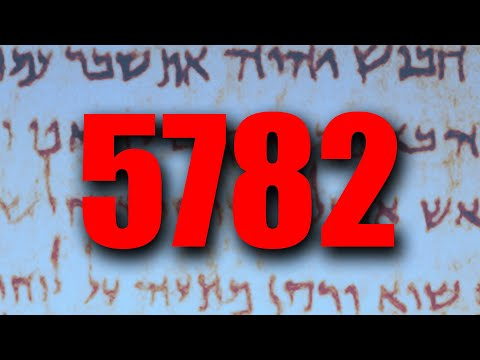 Hidden Meaning in 5782 Reveals What's Coming