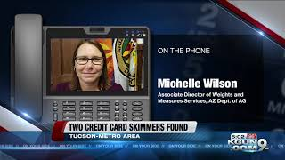 80 credit card skimmers found in Arizona for 2019, two found in Tucson-metro area