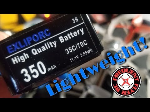 Lightweight 350mah 3S - Ex Lipo RC - UCNUx9bQyEI0k6CQpo4TaNAw