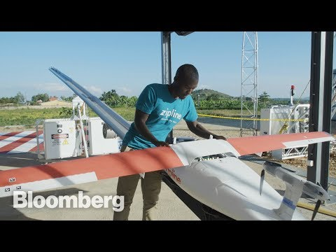 In Rwanda, His Drones Are Saving Lives - UCUMZ7gohGI9HcU9VNsr2FJQ