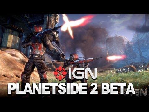 Planetside 2 Beta Gameplay Commentary - UCKy1dAqELo0zrOtPkf0eTMw