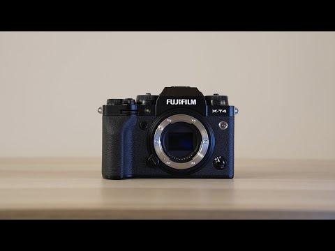 Videorecenze Fujifilm X-T4 tělo