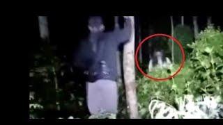 ATERRADOR - jovens gravam fantasma de mulher em floresta