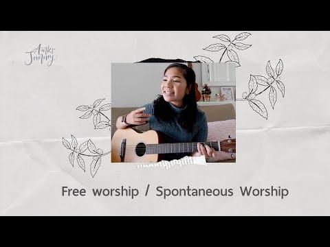 Aarks' Journey - Ep.30 Free Worship / Spontaneous Worship