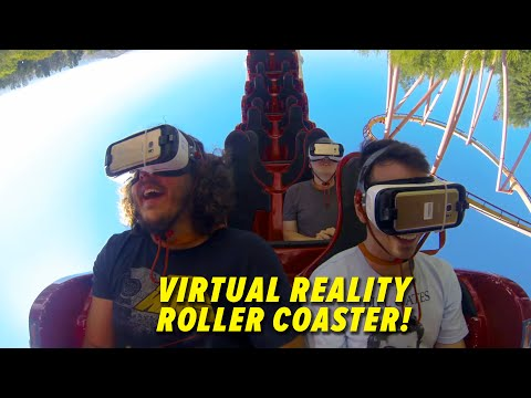 Virtual Reality and Rollercoasters like Peanut Butter and Jelly - UCCjyq_K1Xwfg8Lndy7lKMpA
