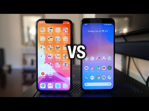 iPhone 11 Pro vs Pixel 4 - Google didn't see THIS coming?! - UCO_vmeInQm5Z6dEZ6R5Kk0A