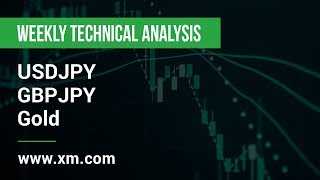 Weekly Technical Analysis: 15/07/2019 - USDJPY, GBPJPY, Gold