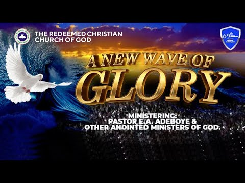 RCCG AUGUST 2021 HOLY GHOST SERVICE - A NEW WAVE OF GLORY