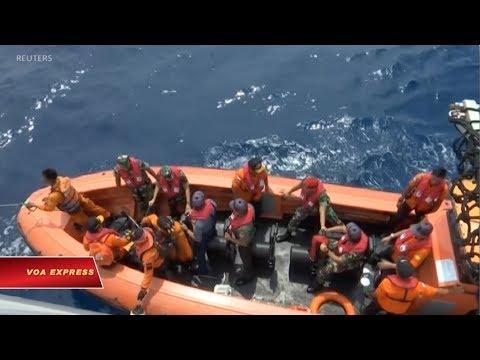 Indonesia tìm thấy hộp đen thứ nhì của máy bay Lion Air bị rơi (VOA)