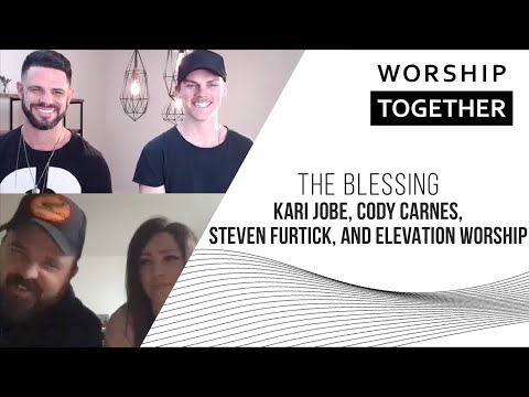 The Blessing // Kari Jobe, Cody Carnes, Steven Furtick, and Elevation Worship // New Song Cafe