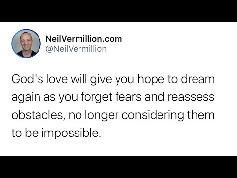 I Will Make All Things New - Daily Prophetic Word