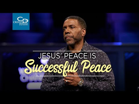 Jesus' Peace is Successful Peace