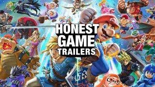 Honest Game Trailers   Super Smash Bros. Ultimate