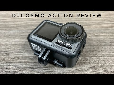 DJI Osmo Action Review and Thoughts - UCoKMBuQ8YejlCbNm77ZL8jg