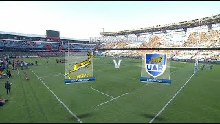 International Rugby | South Africa v Argentina | Highlights