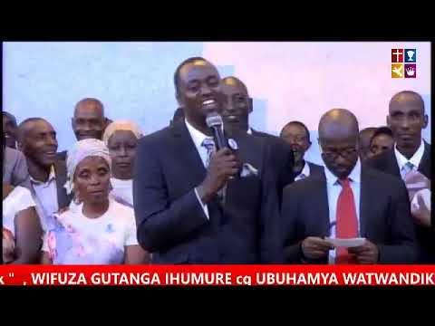 LIVE  GUSEZERA BWA NYUMA  Pastor NTAGANDA Enock