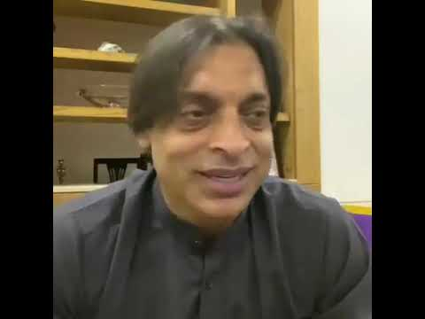 Shoaib Akhtar Thinks Pakistan Can Beat England