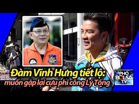 Ca sĩ Đàm Vĩnh Hưng tiết lộ: Muốn tìm gặp lại cựu phi công Lý Tống