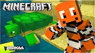 BUILDING My Own Minecraft ZOO! (Minecraft #31)