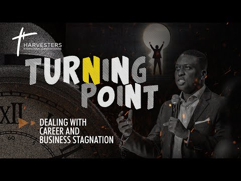 Turning Point: Dealing With Career And Business Stagnation  Pst Bolaji Idowu  24th October 2021