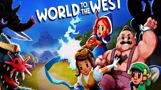 (Review) World To The West v1.4 - PC - New 3D Games Gameplay - Frip2gameOrg