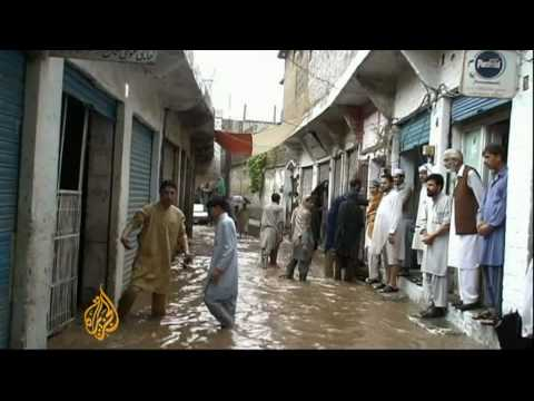 Pakistan's Worst Flooding