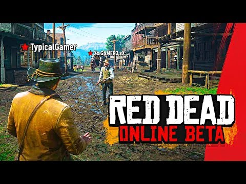 Red Dead Redemption 2 Online BETA Multiplayer Gameplay LIVE!! (Red Dead Online Gameplay) - UC2wKfjlioOCLP4xQMOWNcgg