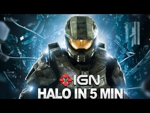 Halo in 5 Minutes (Sort of) - default