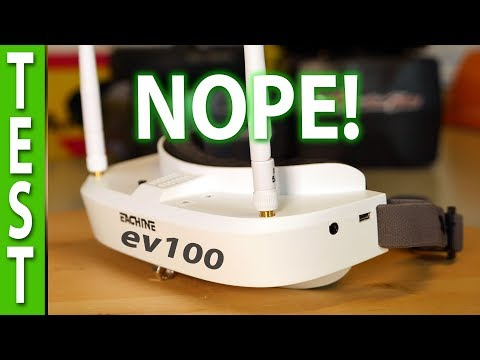 Why you shouldn't buy Eachine EV100 FPV Goggles! - UCIIDxEbGpew-s46tIxk5T3g