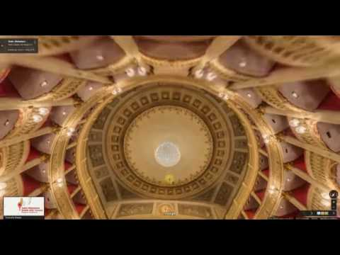 Virtual Tour del Teatro Metastasio di Prato