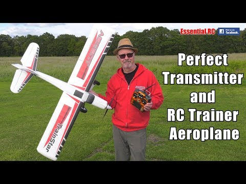 LEARN TO FLY RC ON A BUDGET ! CHEAP RC radio TRANSMITTER and TRAINER aeroplane - UChL7uuTTz_qcgDmeVg-dxiQ