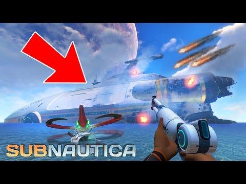 Subnautica - EXPLORING THE AURORA!! Subnautica Part 7 Gameplay! (Subnautica Gameplay) - UC2wKfjlioOCLP4xQMOWNcgg