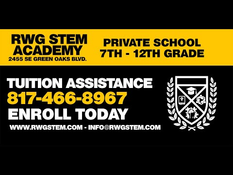 Tuition Assistance - RWG STEM Academy