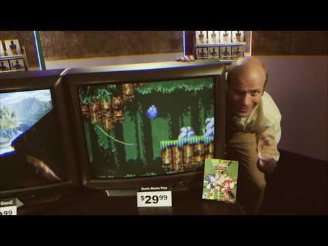 Sonic Mania Pus -  Infomercial Trailer - UCKy1dAqELo0zrOtPkf0eTMw