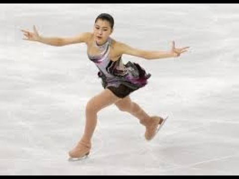 2018-2019 UP SERIES #2 - Figure Skating LIVE