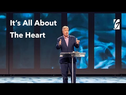 Robert Morris  It's All About The Heart  The Blessed Life