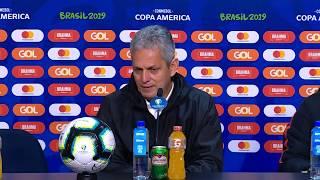 Reinaldo Rueda tras la derrota ante Perú