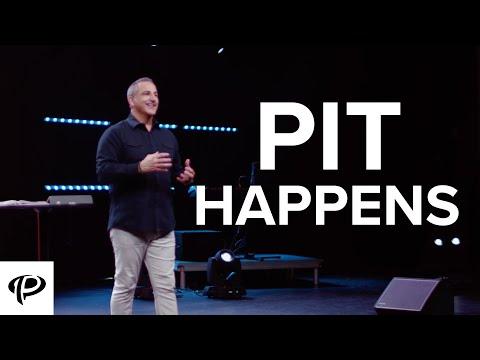 PIT HAPPENS  Pastor Michael Turner