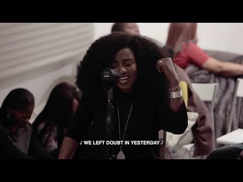 WE ARE EAGLES, WE ARE LIONS (Spontaneous Song)- TY Bello and Olushola Okodugha